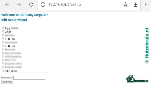 008 Inloggen in Wifi netwerk 1