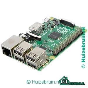 Je bekijkt nu Beginners handleiding: Een Raspberry Pi installeren