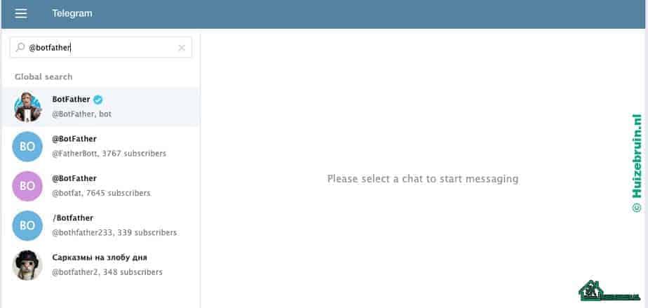 telegram search botafhter