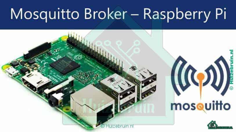 moquitto broker raspberry pi