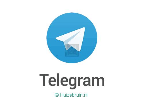 Telegram notificatie Domoticz