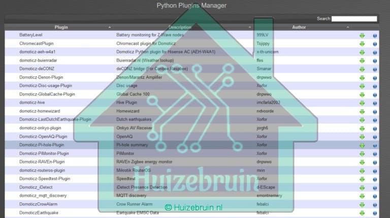 Python Plugins Manager1 1