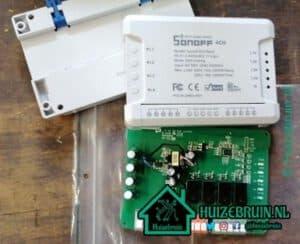 Itead Sonoff 4CH R2 Wifi Smart Switch