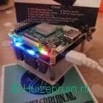 UPS (met RTC en coulometer) voor Raspberry Pi